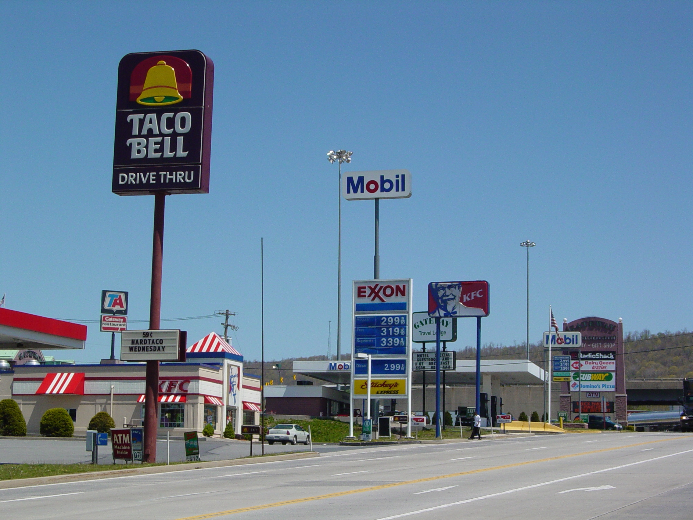 """Sheetz Gas Prices >> The Schumin Web » A """"lost"""" photo set of sorts…"""