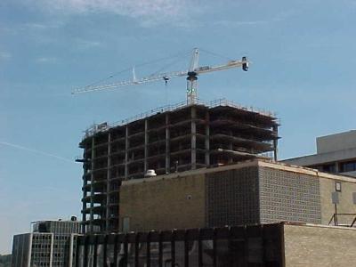 Rosslyn, viewed from Rosslyn Center