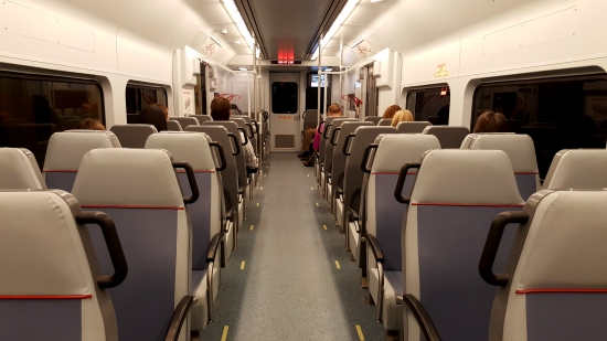 PATCO rehab car 1106