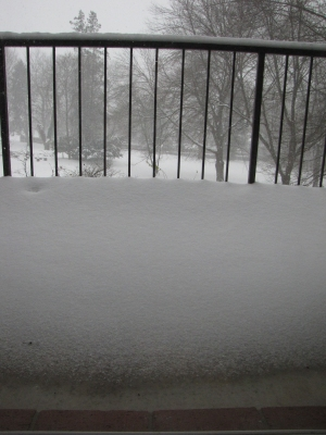 Snowpocalypse's reach.