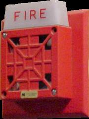Wheelock 7002T at Zane Showker Hall, December 1, 2000