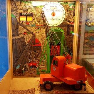 The crane machine