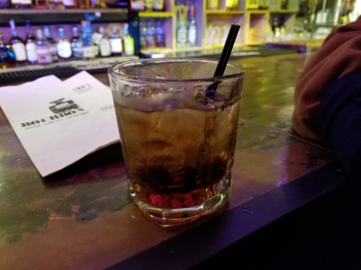 Elyse's Jack and Coke