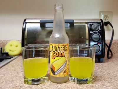 Butter Soda
