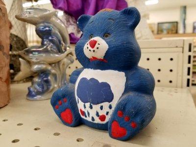 Grumpy Bear!