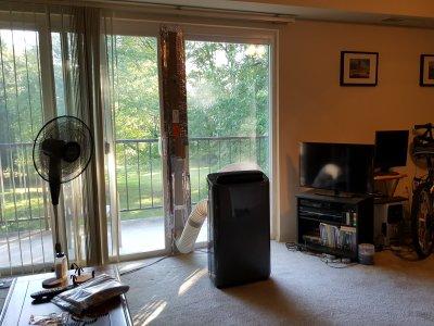 Portable air conditioner!