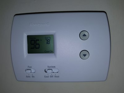 96 degrees in my apartment - ouch!