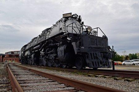 Union Pacific Big Boy locomotive X4012.