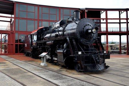 Illinois Central Railroad 790.
