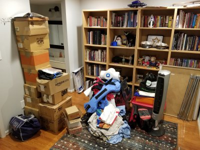 The pile of stuff