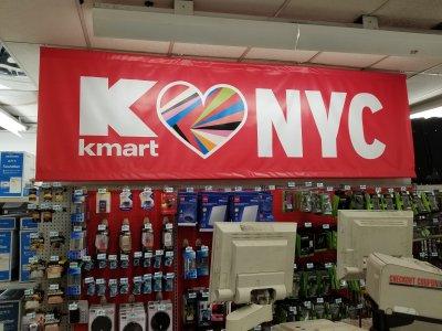 Kmart!