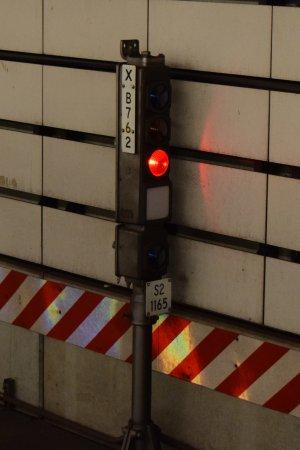 Signal at 72nd Street