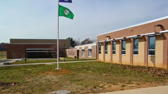 My photo of Stuarts Draft High School in 2007