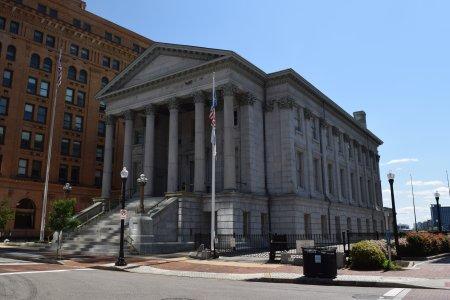 Owen B. Pickett United States Custom House