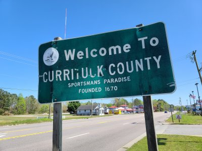 """""""Welcome to Currituck County"""""""