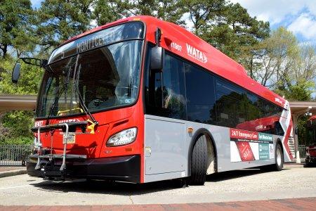 WATA bus 11907