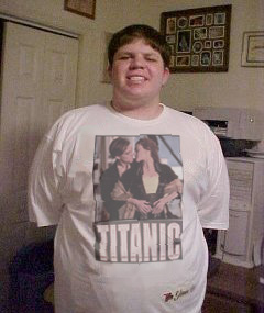 """""""Titanic"""" design, going for a softer touch"""
