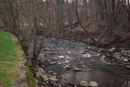 Burnt Mills Dam