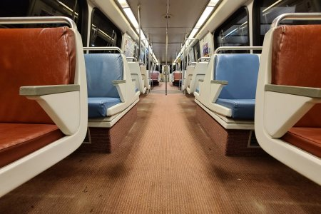 My Metro ride on March 16