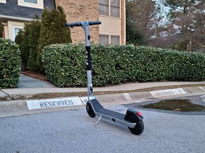 The new Bird Air scooter