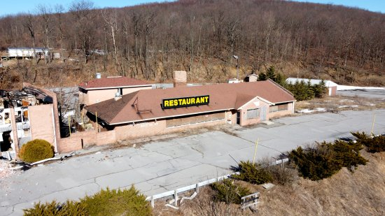 Former Days Inn in Warfordsburg/Town Hill