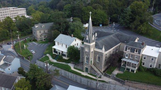 St. Paul Catholic Church.