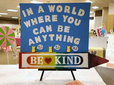 I consider this to be sound advice all around, regardless of the venue. In a world where you can be anything, be kind. It's so true.