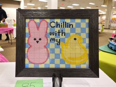 """""""Chillin with my Peeps""""."""