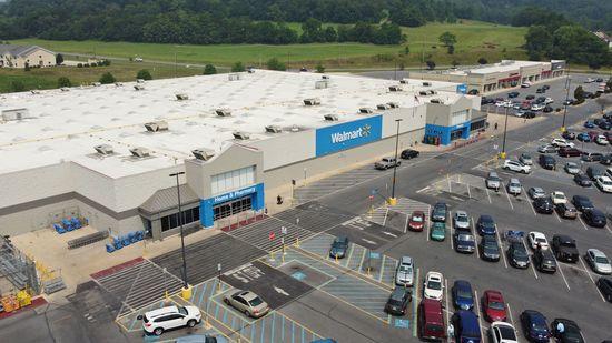 Walmart Supercenter in Waynesboro, Pennsylvania