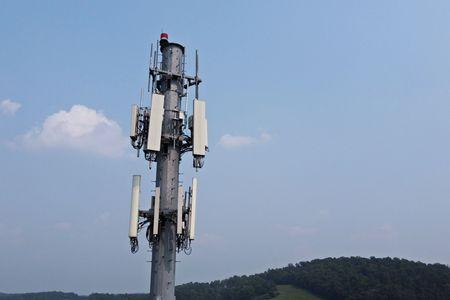 Cell tower in Fairfield, Pennsylvania