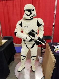 Star Wars stormtrooper.