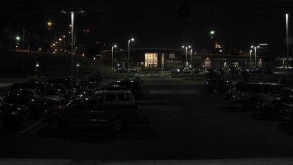 "Around midnight, we rolled into Toledo, Ohio. I commented, ""Holy Toledo, we're in... Toledo!"" I know - bad joke."