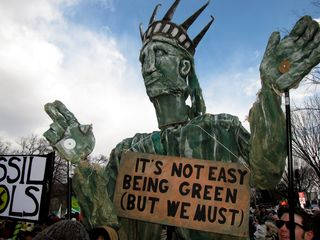 Forward on Climate demonstration, 2013