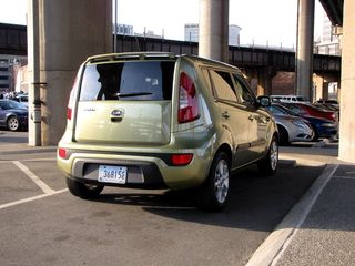 Clean again, and parked in Shockoe Bottom while I made the Richmond 2013 photo set.