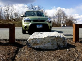 April 9, 2014, I parked at the Little Seneca Lake boat launch in Boyds to get some photos of the lake.