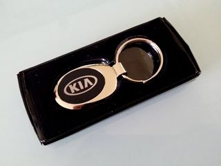 I got this keychain through the Kia Key program on June 13. It went on my spare key, replacing the dealership keychain that I got with the car.