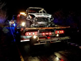 When she was loaded onto the flatbed, I knew that it was time to say goodbye. This was the last time that we would ever see each other.