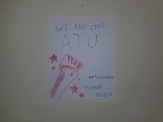 My ATU poster is restored, in some form. She really did a killer job on this one.