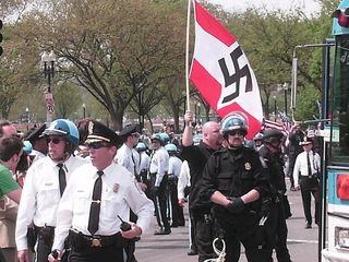 The Nazis emerge.