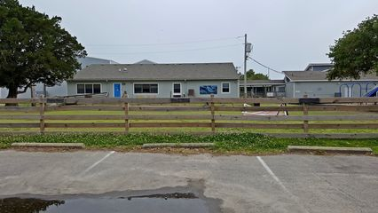 Ocracoke School. There's only one school on the whole island, and this is it.