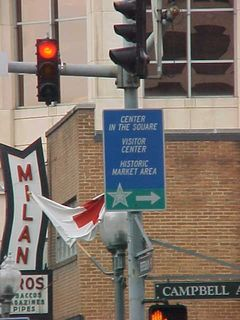 Can't find your signature Roanoke item?  Look no further!  These signs were all over downtown Roanoke, directing you to the Roanoke Star, a few stadiums, as well as these downtown attractions.