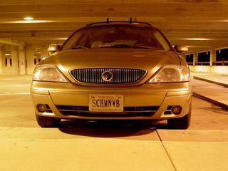 My 2004 Mercury Sable LS wagon
