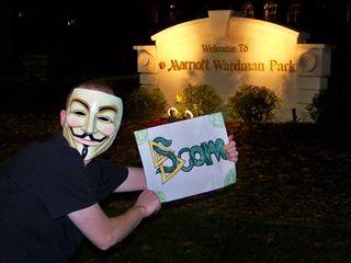 Welcome to the Marriott Wardman Park!