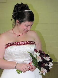 Bride, bridal party, and parents...