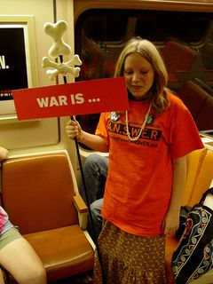 """""""War is... BU__ SH__!"""""""