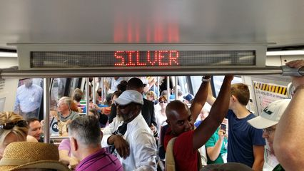 Silver Line to Largo Town Center!