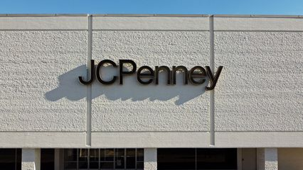 Former JCPenney store.