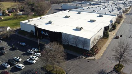 Belk store building. This store was built during the conversion from Staunton Plaza to Staunton Mall, and will be the only part of the mall itself to continue on.