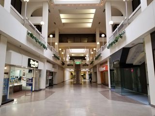 Main Place Mall was your stereotypical dead mall. It had a dated interior, lots of empty storefronts, and very little foot traffic.