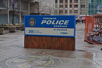 Toronto Police's 52 Division. The facility has been extensively renovated since it appeared onToday's Special.
